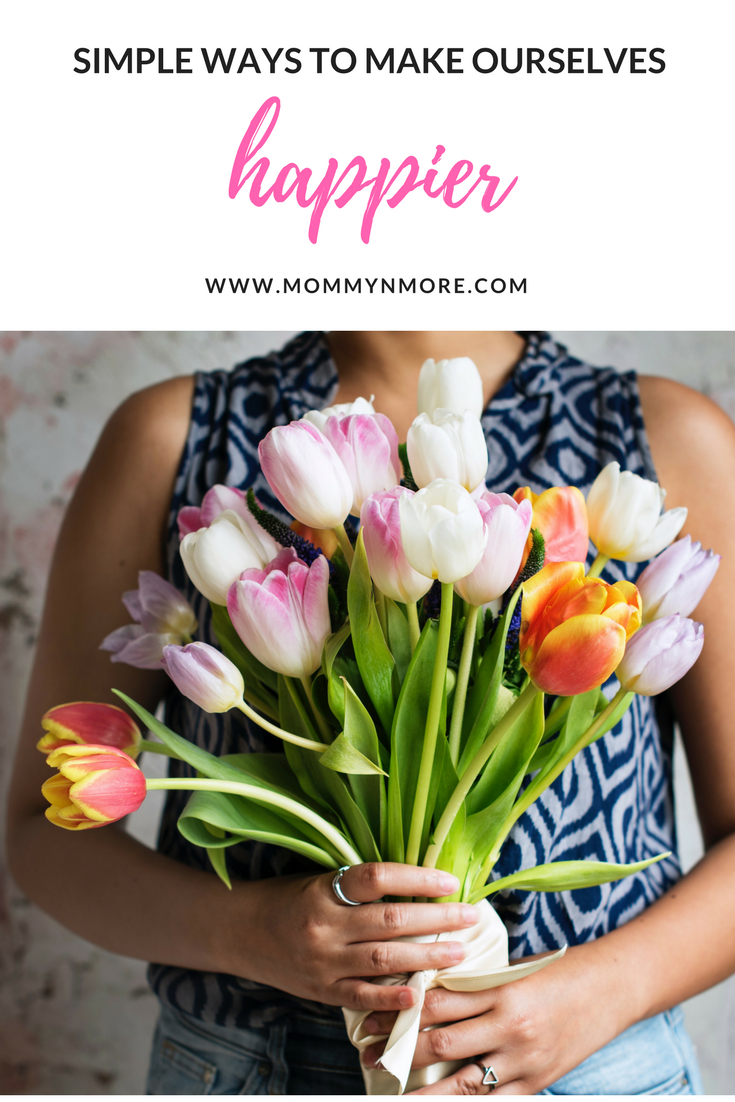 Want to be happier? You don't have to do very much really. Start by reading this post.