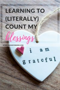Gratitude is the key to happiness.