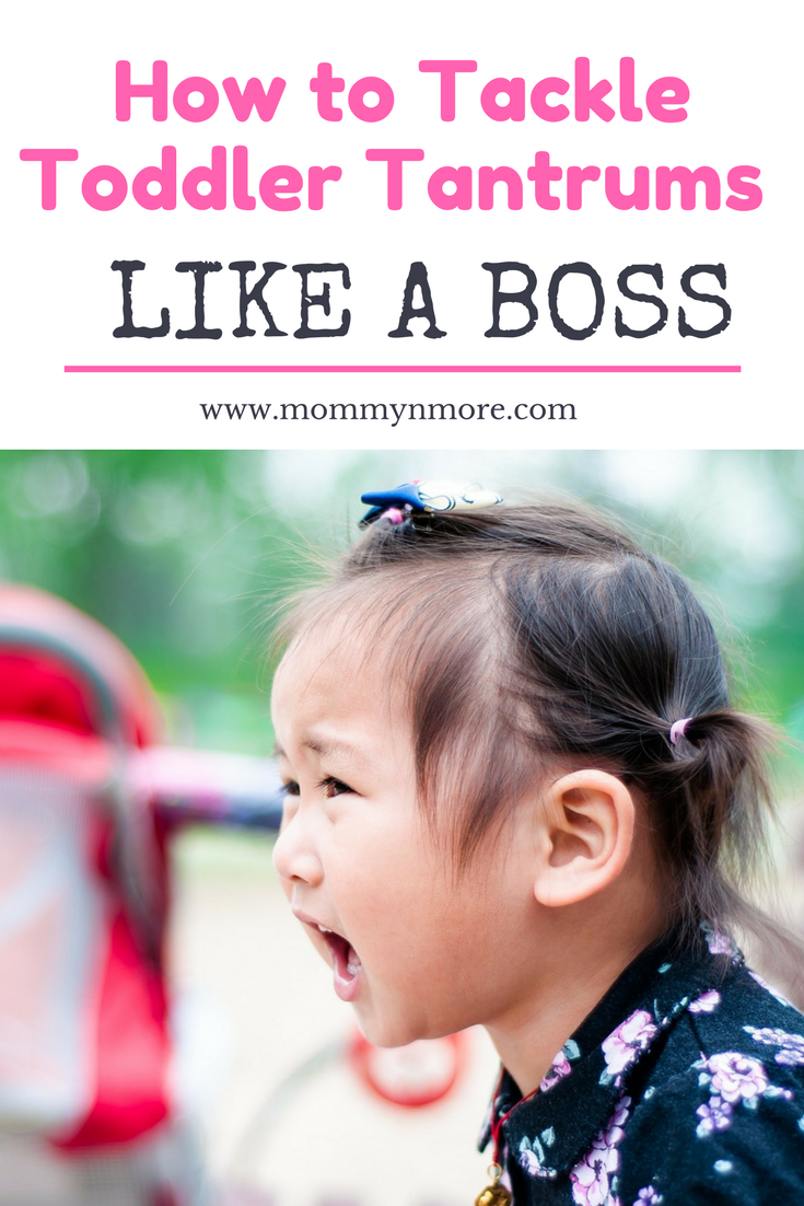 Getting frazzled when your toddler throws a tantrum? Stay calm and read this.