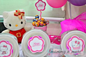 Hello Kitty Inspired birthday