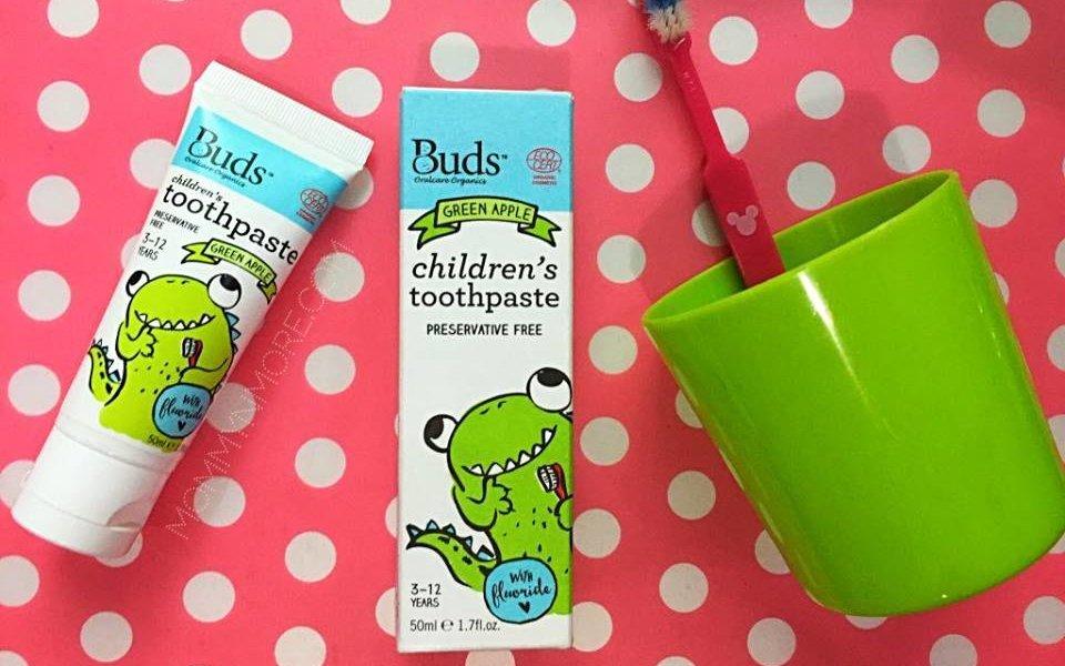 Miswa Organic Tooth Paste