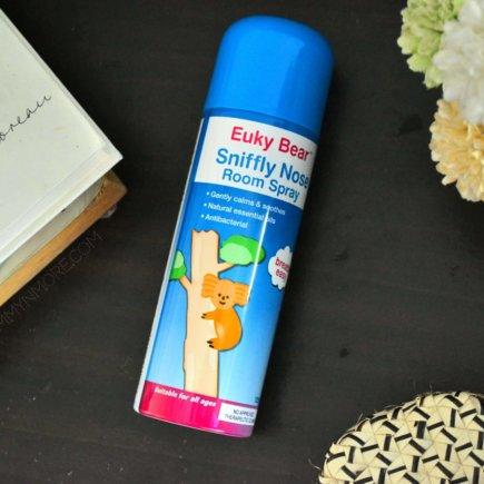 Euky Bear Sniffly Nose Room Spray