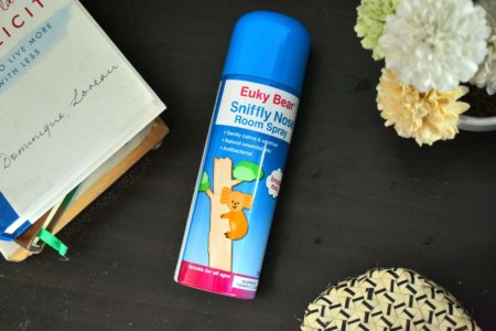 Euky Bear Sniffly Nose Room Spray