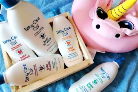 Baby Care Plus products