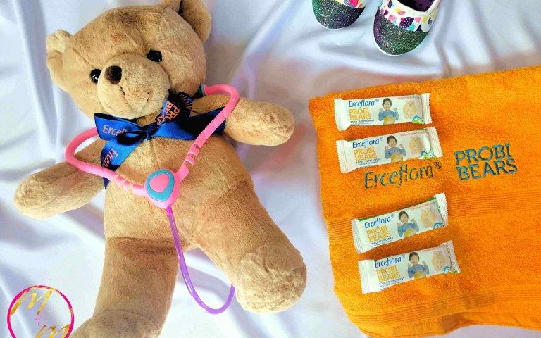 Erceflora Probibears Probiotics