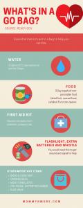 GO Bag Emergency Survival Kit