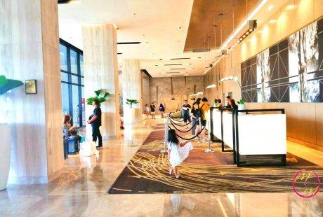 Seda vertis north lobby