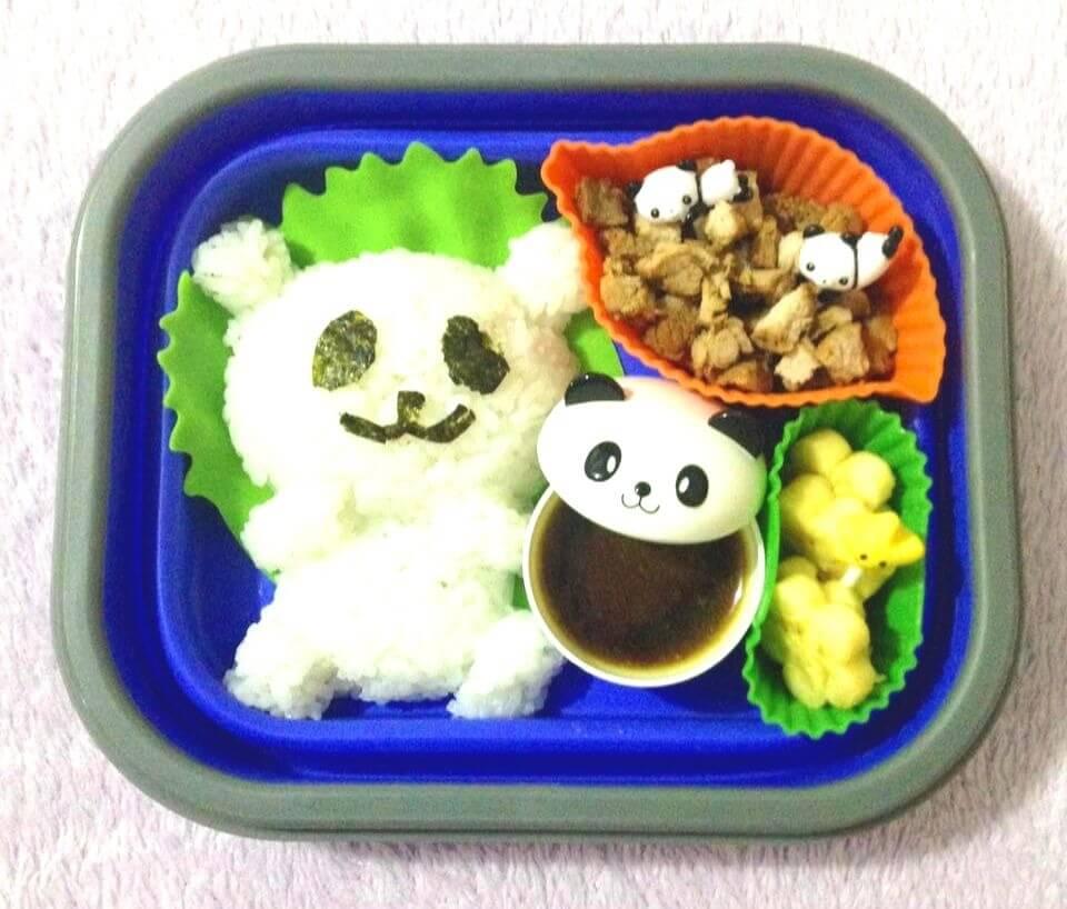 bento panda picky eater