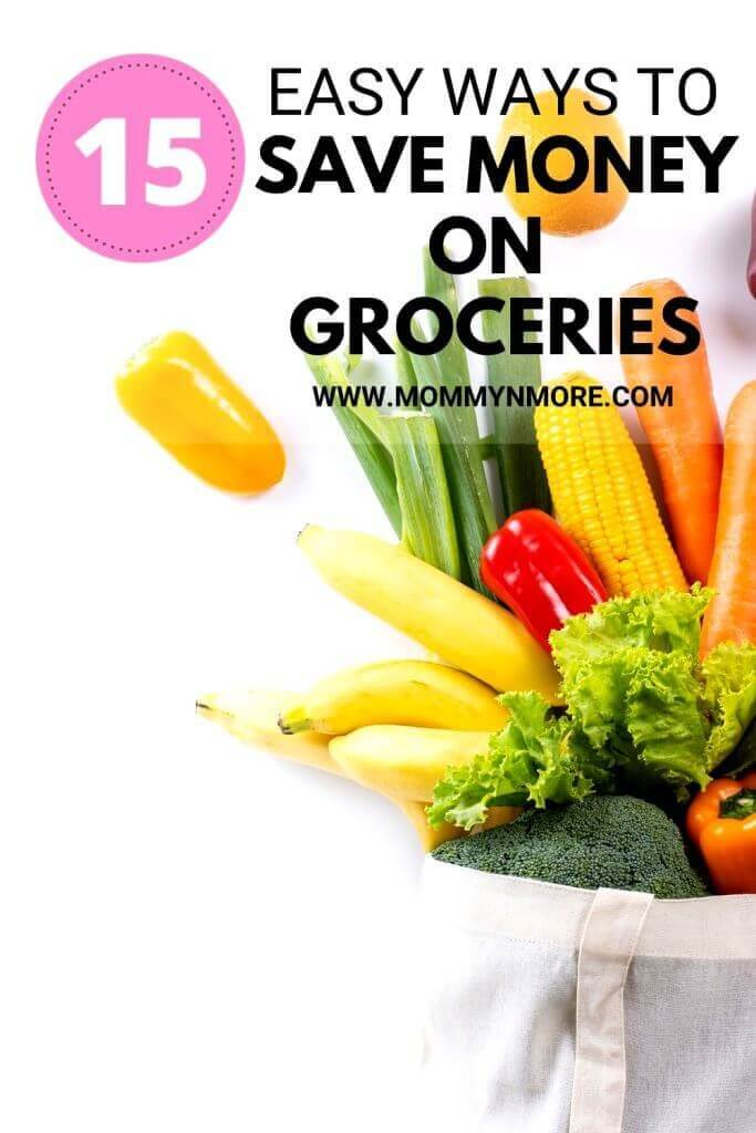 Stretch your grocery budget with these tried and tested ways to save money on groceries