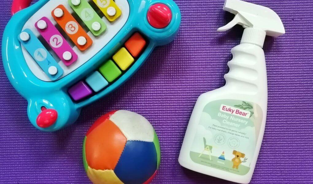 Euky Bear Baby Nursery Cleaner
