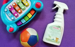 Euky Bear Baby Nursery Cleaner