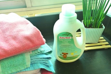 Euky Bear Baby Laundry Liquid