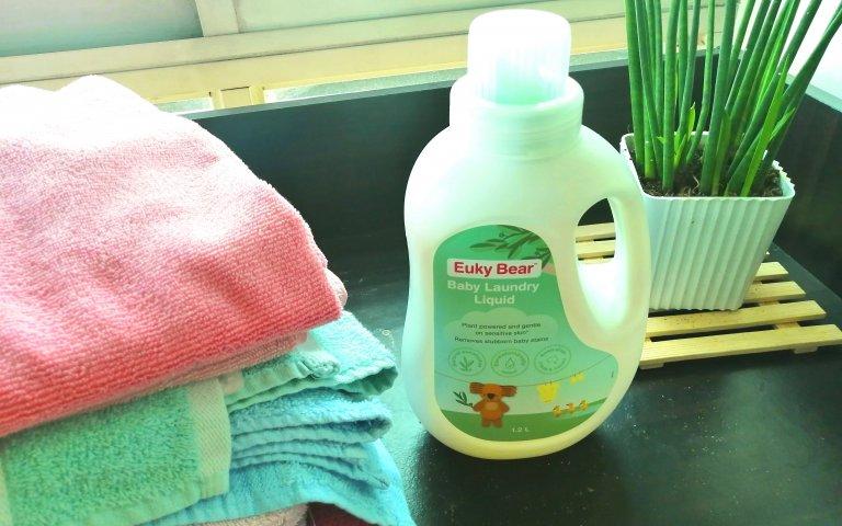 Euky Bear Baby Laundry Liquid